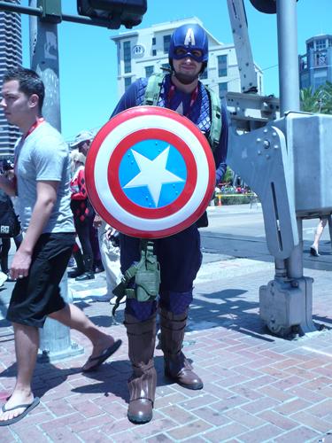 Captain Amercia 1