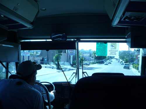 Shuttle Ride