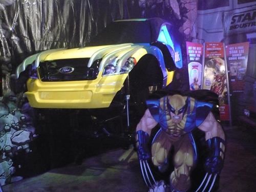 Wolverine Car